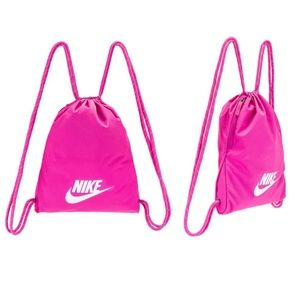 Nike Revolve Heritage Gym Sack 2.0 Drawstring Bag